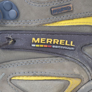 Merrell Shoes - MERRELL Continuum Men's Radland Mid Hiking Shoes